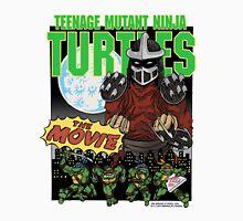 Ninja Turtles Retro First Movie 1990 Shredder Unisex T-Shirt