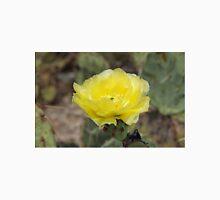 Lovely Yellow Cactus Flower Unisex T-Shirt