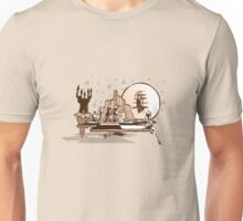 Trouble in Chesstown Unisex T-Shirt