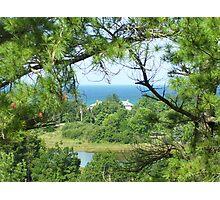 Scenic Overlook Photographic Print