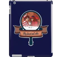 They found each other iPad Case/Skin