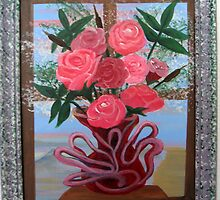 Roses by cruserart