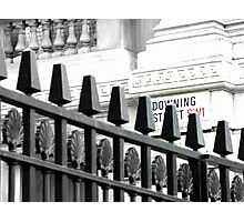 Downing Street... Photographic Print