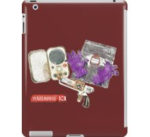 Snag, Bag, Tag iPad Case/Skin