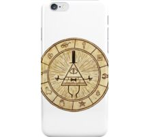Bill Cipher - Gravity Falls iPhone Case/Skin