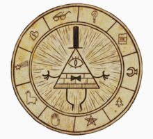 Bill Cipher - Gravity Falls T-Shirt