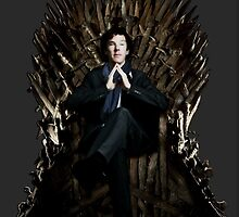 Sherlock Holmes: Game of Thrones by Alice Edwards
