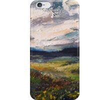 Daybreak (2012) Oil on canvas iPhone Case/Skin