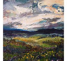 Daybreak (2012) Oil on canvas Photographic Print