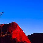 Fire Rock by SamBurns