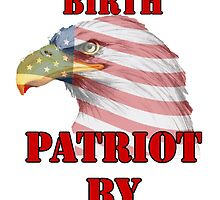 American by Birth, Patriot by Choice by demumbrum93
