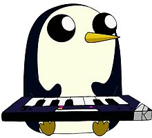 Gunter Keyboard by DragonSquire