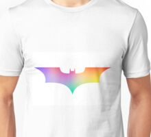BAT MAN multicolor pop art -  Superhero / Comic Unisex T-Shirt