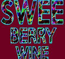 SWEE BERRY WINE Dr. Steve Brule Design by SmashBam by SmashBam