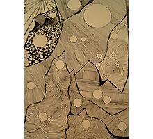 Lines and lines and lines and lines Photographic Print