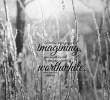 Anne Imagining by Kimberose