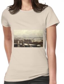 Winter Valley Womens Fitted T-Shirt
