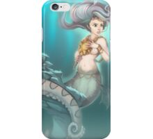 Sea Serpent Queen iPhone Case/Skin