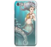 Sea Serpent Queen iPhone Case/Skin