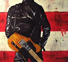 Bruce Springsteen by france-ago