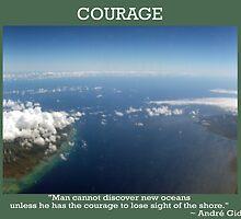 Courage by pbischop