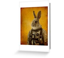 Ready to flight Greeting Card