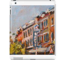 300N Block, Franklin, TN iPad Case/Skin