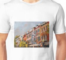 300N Block, Franklin, TN Unisex T-Shirt