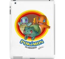 Pokemon #1 generation iPad Case/Skin