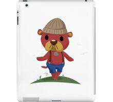 Pascal - Animal Crossing iPad Case/Skin