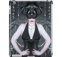 Keeper of the Night - Self Portrait iPad Case/Skin