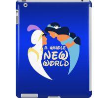 A Whole New World iPad Case/Skin