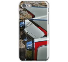 Cadillac Fins iPhone Case/Skin