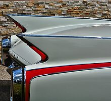 Cadillac Fins by Eric Geissinger