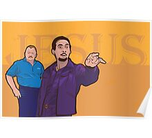 Jesus Quintana and Liam Poster