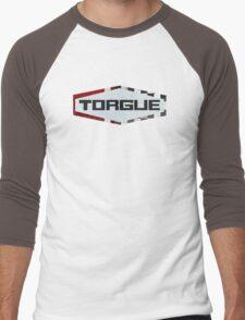 Torgue Logo Men's Baseball ¾ T-Shirt