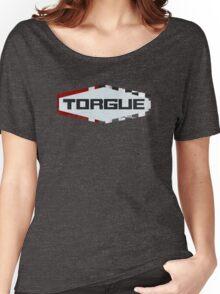 Torgue Logo Women's Relaxed Fit T-Shirt