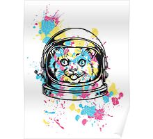 Spaced Out Poster
