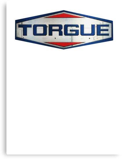 Torgue Logo v.2 by The Flaming  Potato