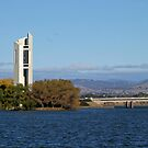Canberra by Colin  Ewington
