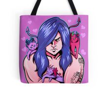 Catzig original print Tote Bag