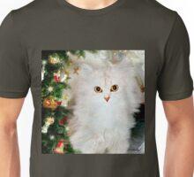 Mistletoe at Christmas Unisex T-Shirt