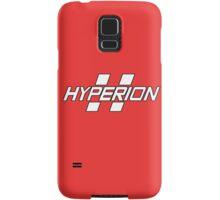 Hyperion Logo Samsung Galaxy Case/Skin