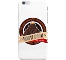 Mt. Doom Fine Jewelry iPhone Case/Skin