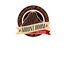 Mt. Doom Fine Jewelry Photographic Print