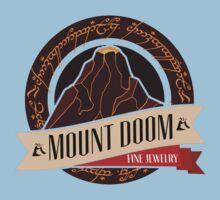 Mt. Doom Fine Jewelry Kids Tee