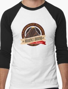 Mt. Doom Fine Jewelry Men's Baseball ¾ T-Shirt