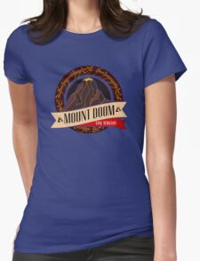 Mt. Doom Fine Jewelry Womens Fitted T-Shirt