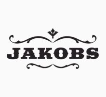 Jackobs Logo One Piece - Short Sleeve