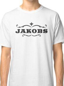 Jackobs Logo Classic T-Shirt